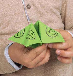 KidsWantU Chatterbox Activity